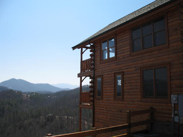 real cabin picture forge chalets estate investment and cabins sale for homes property log pigeon gatlinburg tn