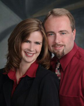 Autumn and David, Smoky Mountain real estate agents.  Pigeon Forge log home foreclosures to Gatlinburg cabin foreclosures