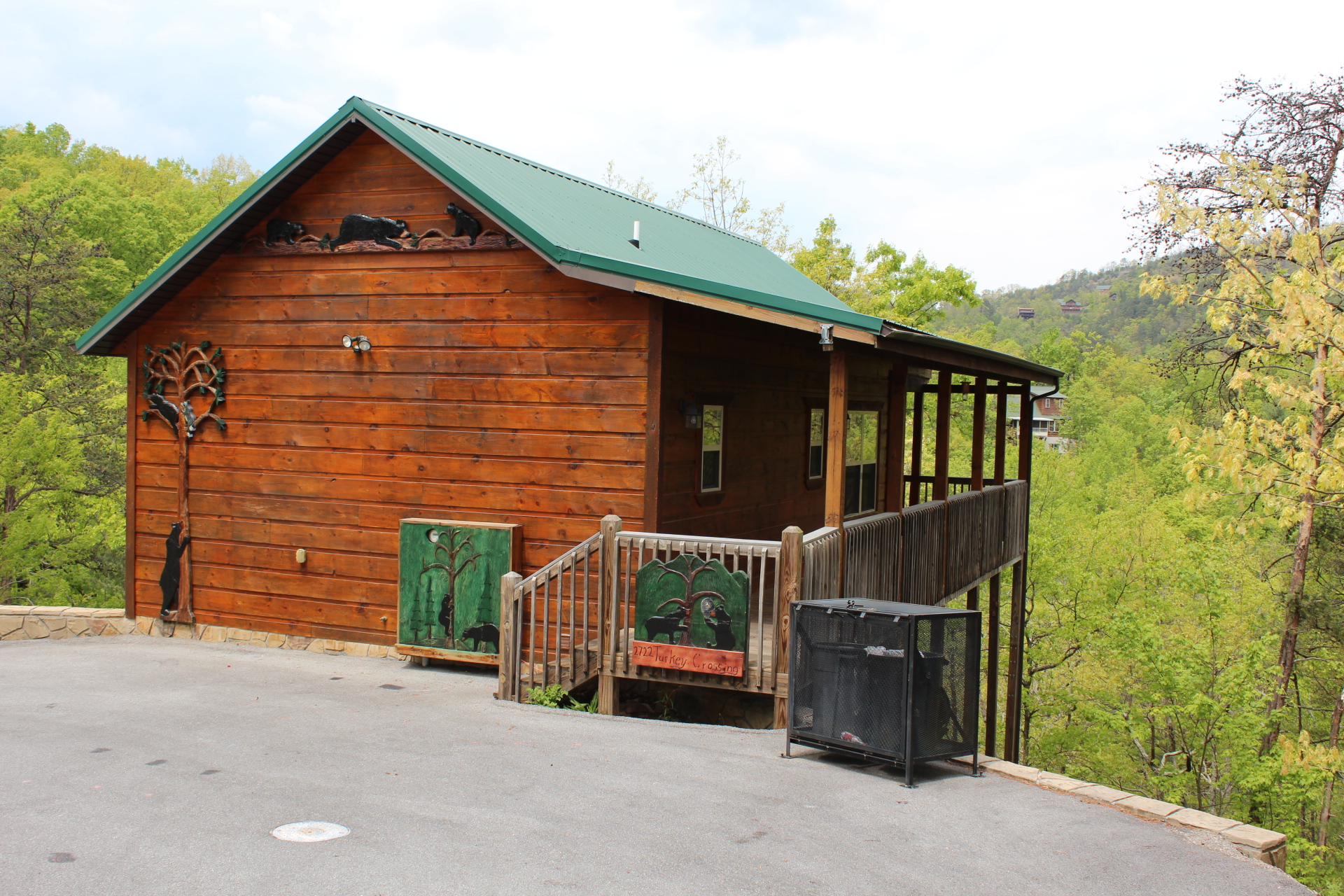 Wears Valley cabins for rent Smoky Mountain cabin rentals in